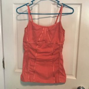 Lululemon size 8 yoga tank top